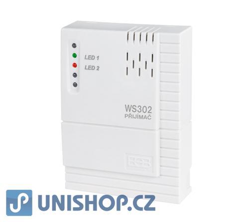 WS302 - Přijímač nástěnný