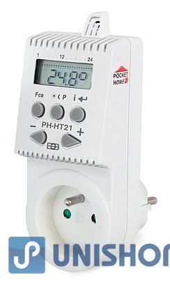 PH-HT21 - Regulátor termoelektrických pohonů