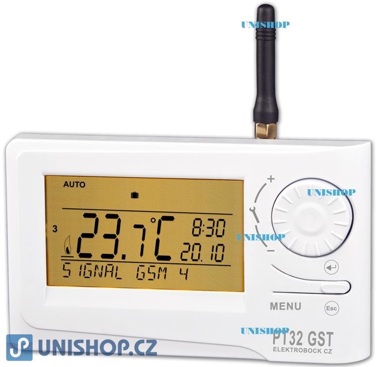 termostat, dálkově řízený, regulátor teploty