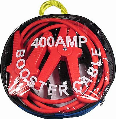 kvalitní startovací kabely 400A se svorkami