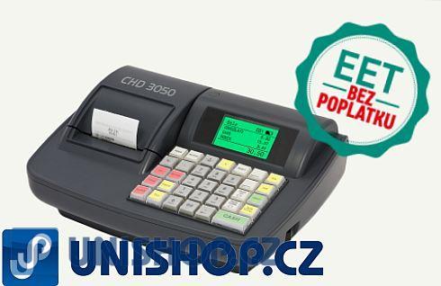 Registrační pokladna X-POS CHD 3050 EET * AKCE *