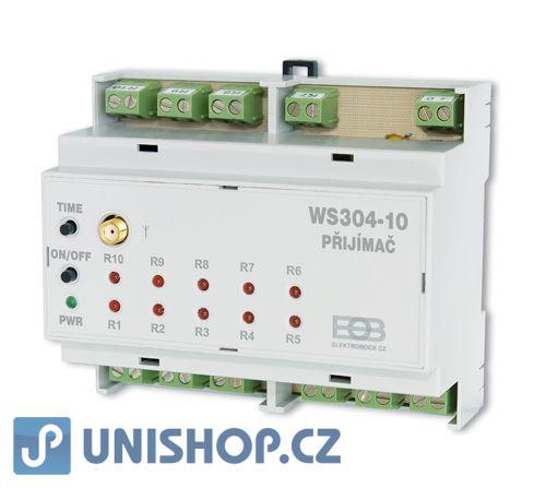 WS304-10 - 10-ti kanálový přijímač