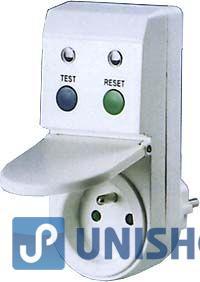 Proudová ochrana (chránič) 30mA/30ms max.3500W (L161)