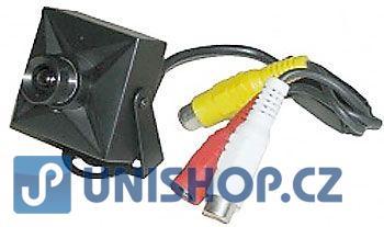 Minikamera color CMOS JK-307A (včetně zdroje)