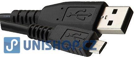 Propojovací USB kablík pro USB 1.1 a 2.0 kabel 28AWG - redukce