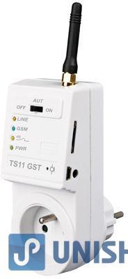 TS11 GST - GSM zásuvka