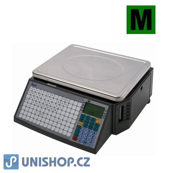 Váha obchodní etiketovací do 15kg, ACLAS LS2N615