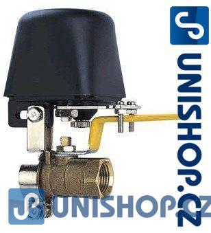 Servo pohon na ruční ventil - uzavírač vody nebo plynu eSTOP
