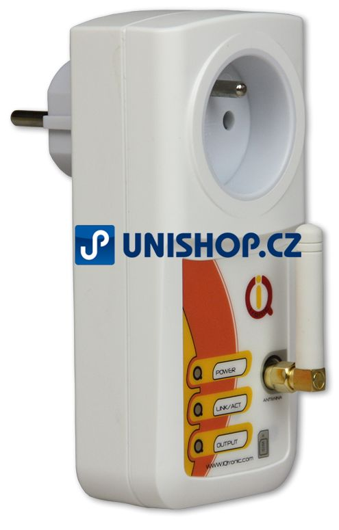 IQTS-GS300 GSM zásuvka- IQsocket mobile-BASE