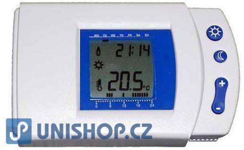 Pokojový termostat s týdenním programem HP-510